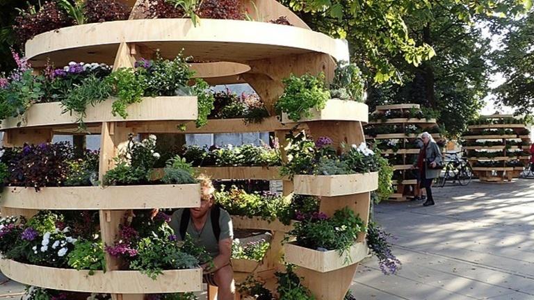 """Wir bauen einen """"Growroom""""!"""