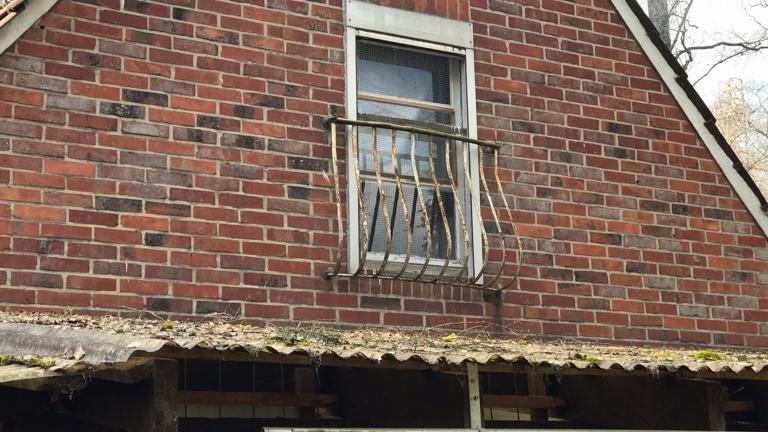 Neue Fenster für das Katzenhaus vom Tierschutz