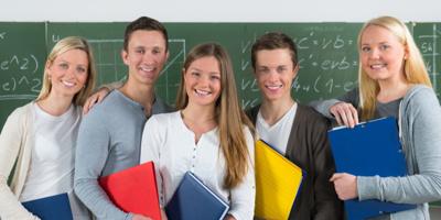 Erfolgreicher Schulabschluss