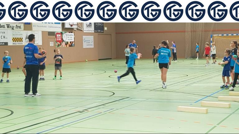 Großwallstädter Handball-Zukunft