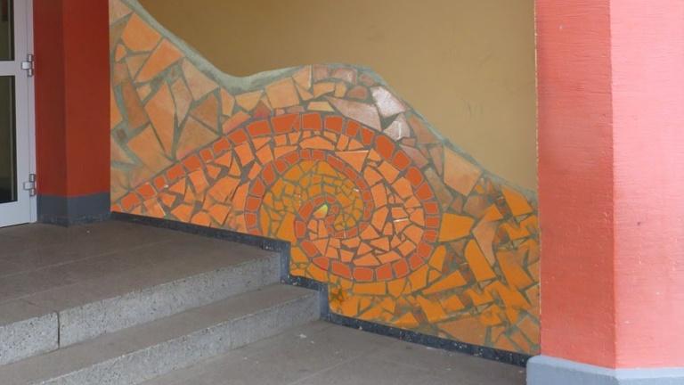 Beckeradschule in Buer i.W.