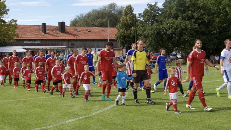 FC Finsing e.V. Neubau Umkleide- & Tribünentrakt