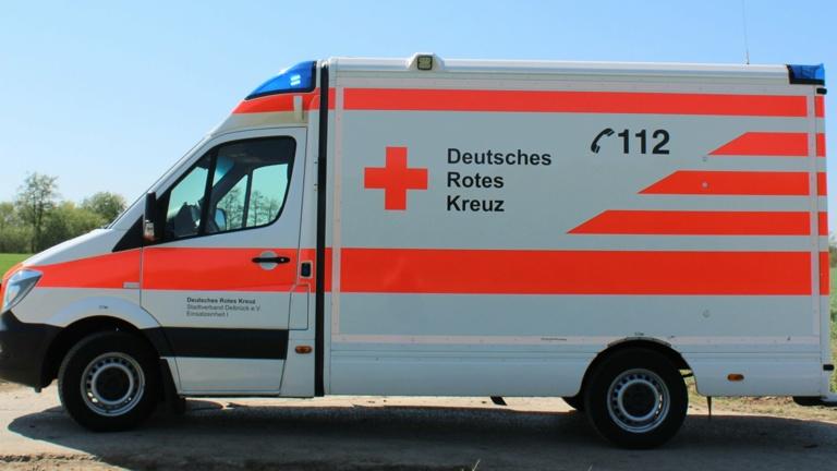 Ein Krankentransportwagen kann Leben retten!