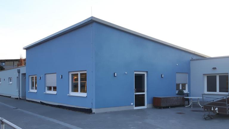 """Überdachung für  """"Haus des Sports"""" in Schweich"""