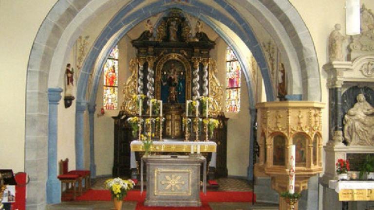 Restaurierung der Klais-Orgel von 1890