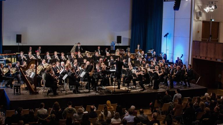 Auftragskomposition für die Bläserphilharmonie Aachen e.V.