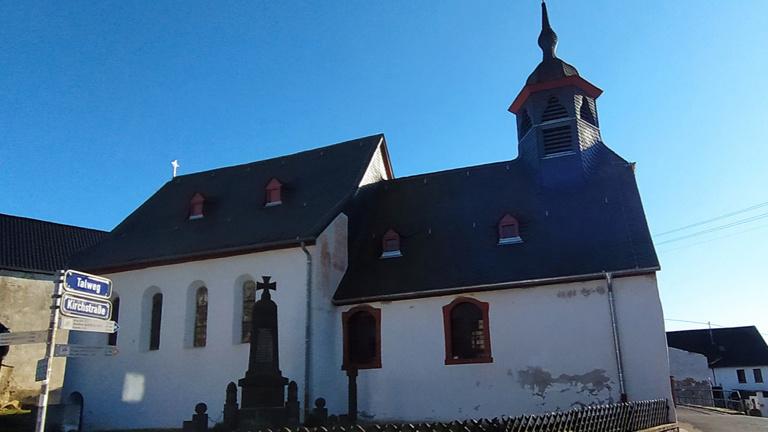 Renovierung Benedikt-Kirche Lasserg