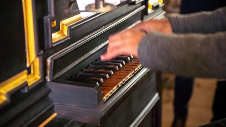 Musikinstrumente für das Ettendorfer Kircherl