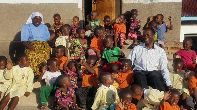 Tansaniahilfe - Erweiterung Schulgebäude