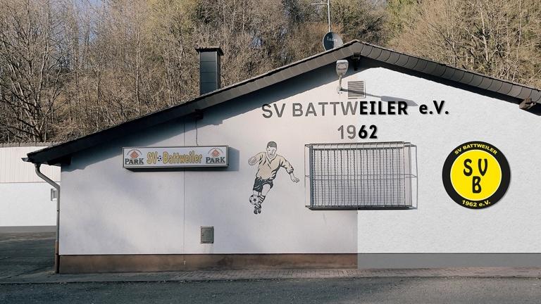 Neuer Look fürs SVB-Clubheim