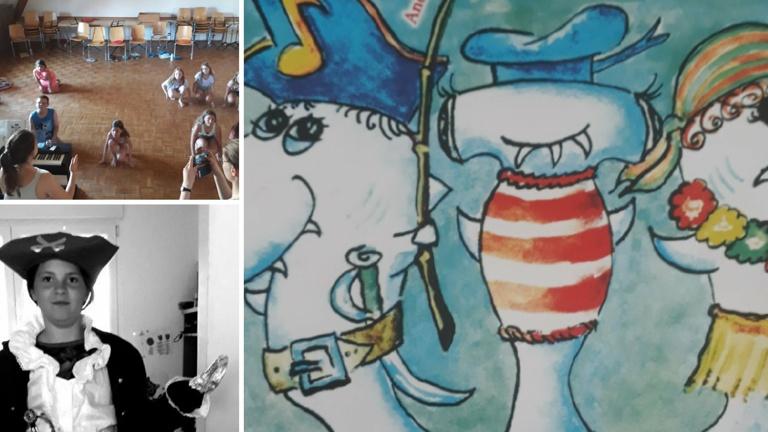 Kindermusical Lollipop- Das geheime Leben der Piraten-