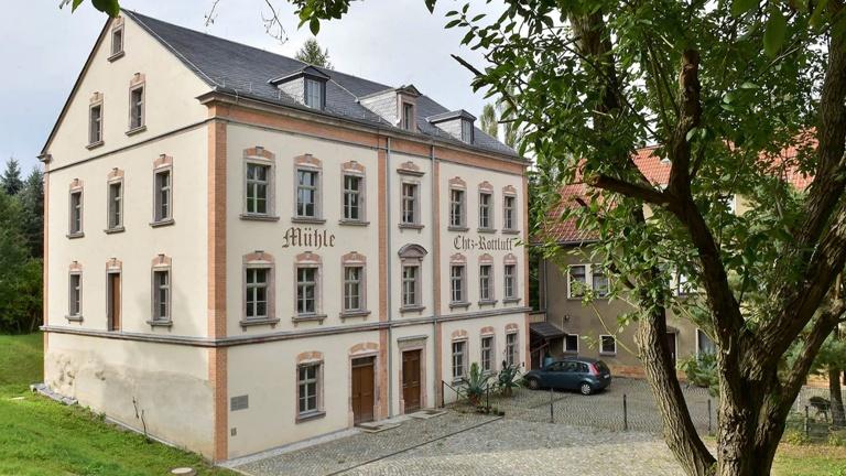 Elternhaus von Schmidt-Rottluff wieder beleben
