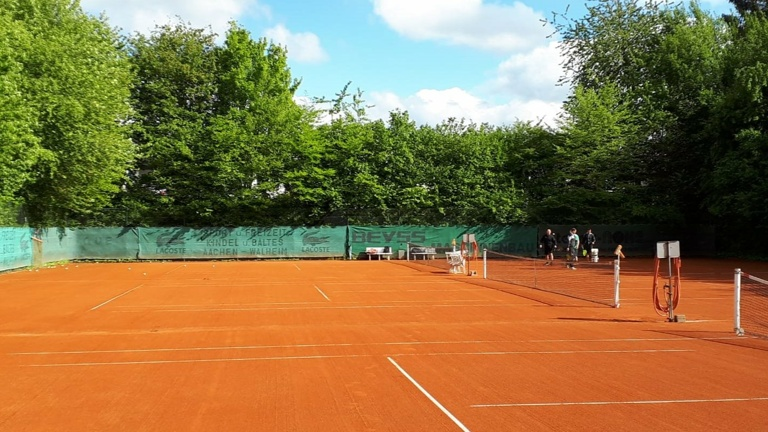 Sanierung des Vereinsheims Tennis