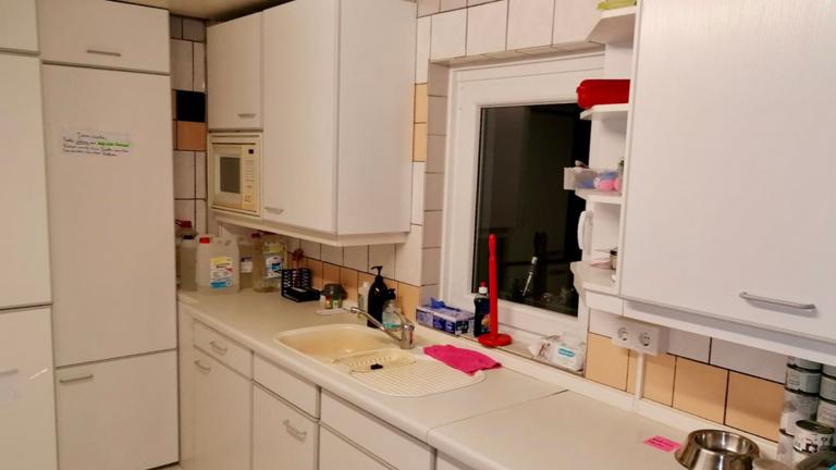 Neue Küchengeräte für das Katzenhaus