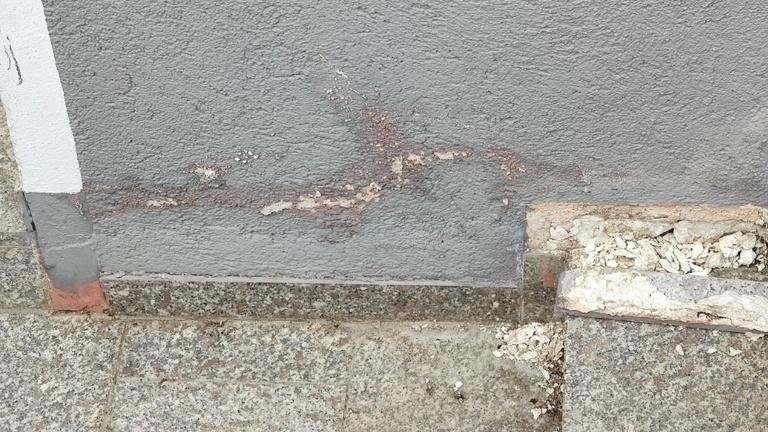 SC Rohrenfels - Fassadensanierung