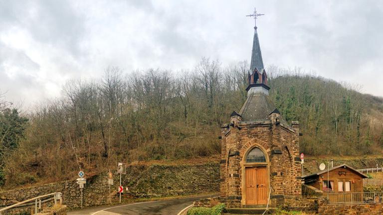 Renovierung Ölbergkapelle