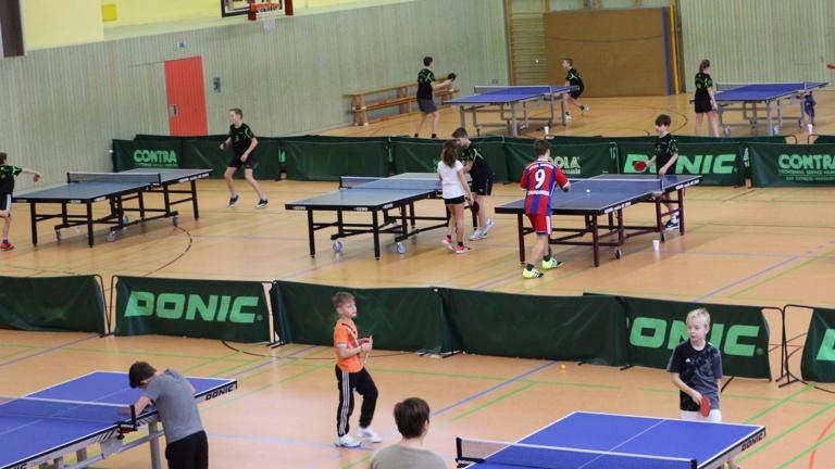 Jugendtrikots Tischtennis