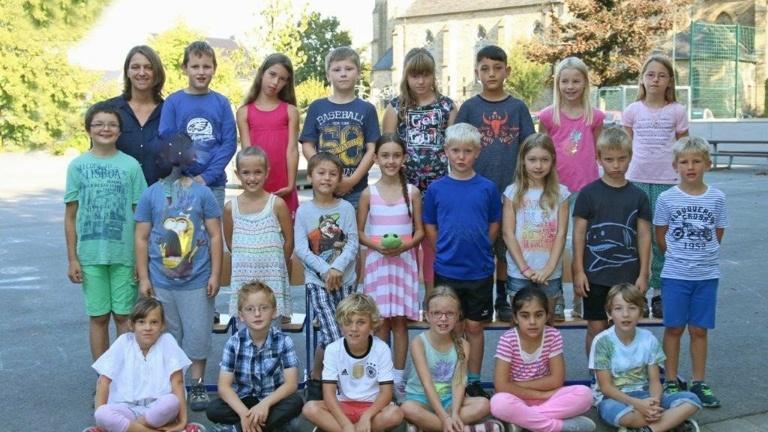 Kostüme für die 3a derJanusz-Korczak-Grundschule