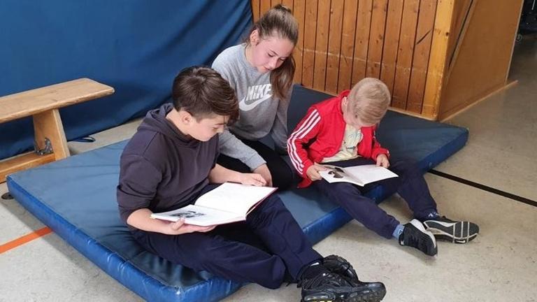 Nach- und Hausaufgabenhilfe