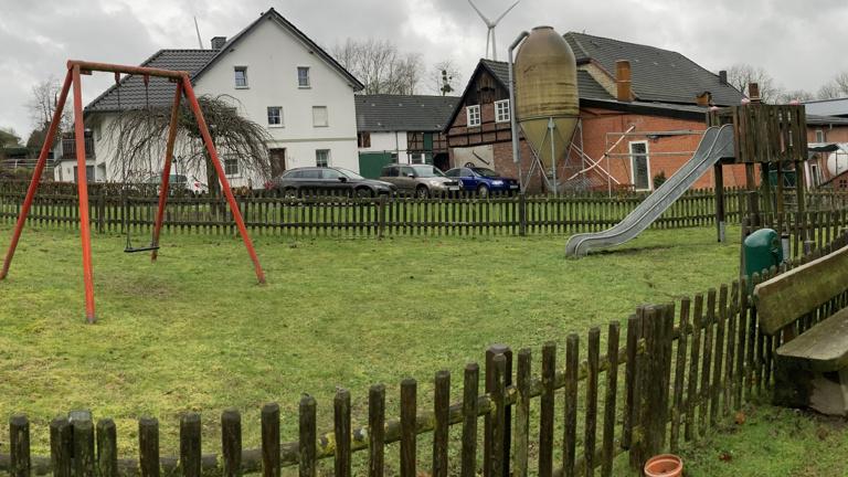Spielplatzsanierung Bittingen