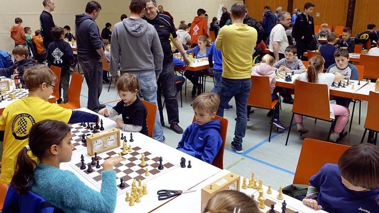 Schach Jugendturniere in Neckarsteinach