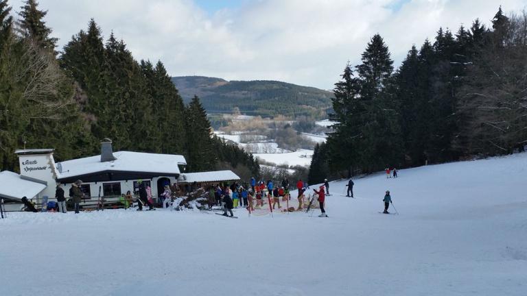 Ski-Klub Prüm - Renovierung Skihütte und Außenbereich
