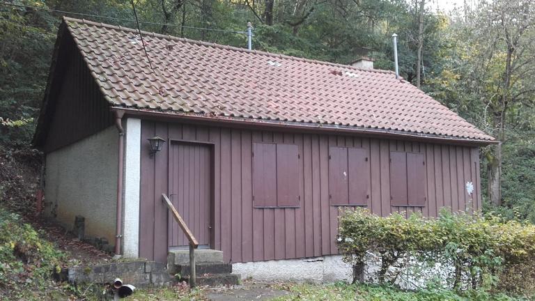 Neue Küche für Albvereinshütte