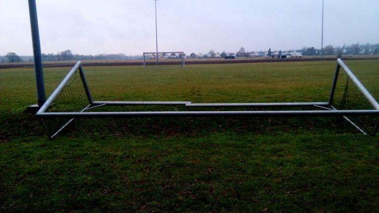 Fußballgroßfeldtor TSV Freckenfeld