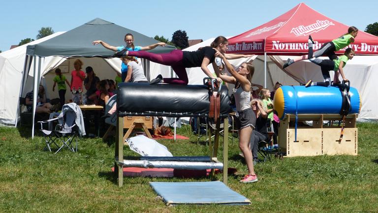 Volti-Trainings-Wochenende