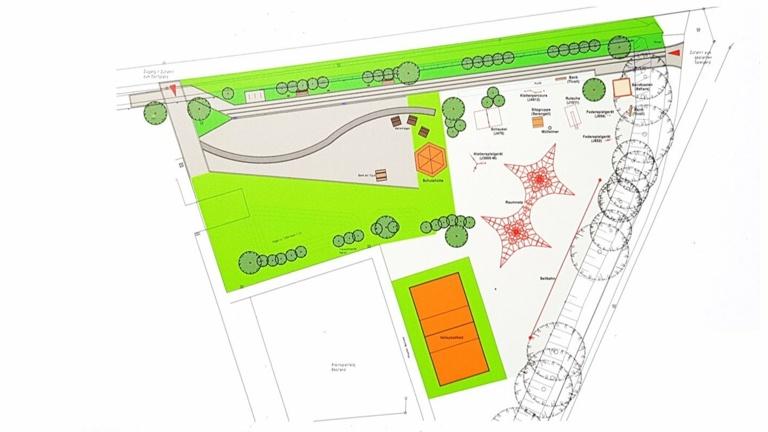 Dorfplatz 2020