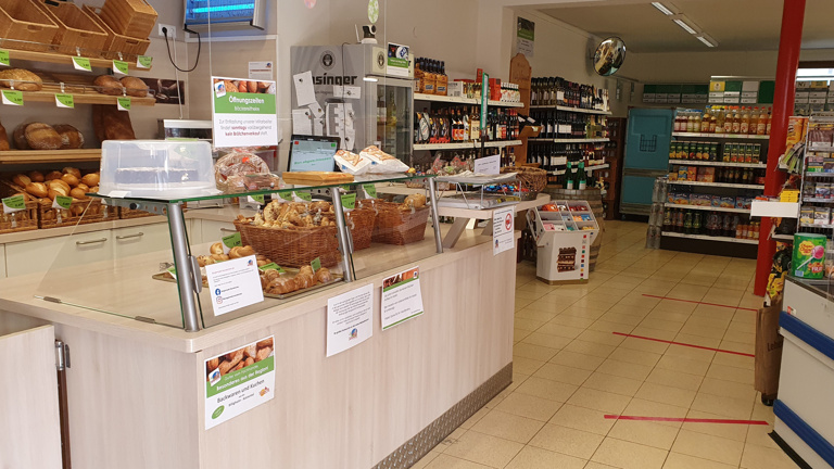 Umgestaltung des Bürgermarkts / Marktcafé