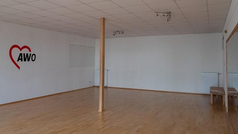 Gestaltung der AWO Geschäftsräume in Oberlar
