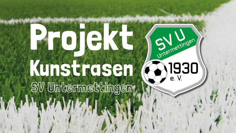 Kunstrasenplatz Sportverein Untermettingen e.V.