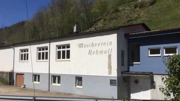 Dachsanierung Vereinsheim