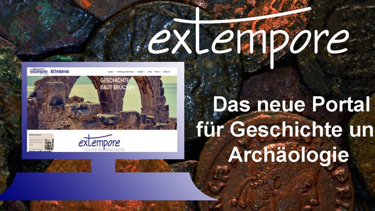 Onlinejournal für Geschichte und Archäologie