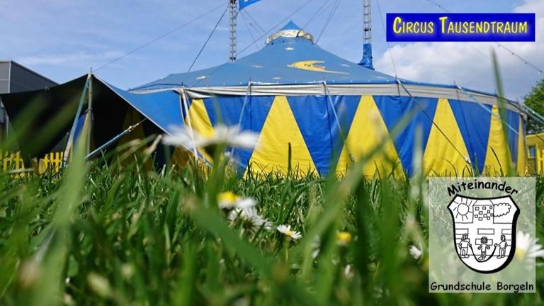 Zirkus in der Grundschule Borgeln