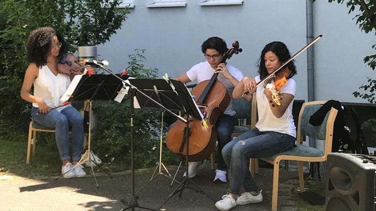 CoronaHilfsProjekt: Badisches KammerMusikFest 2020