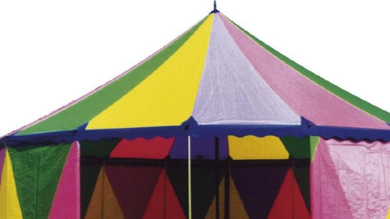 Umweltbildung im Zirkuszelt