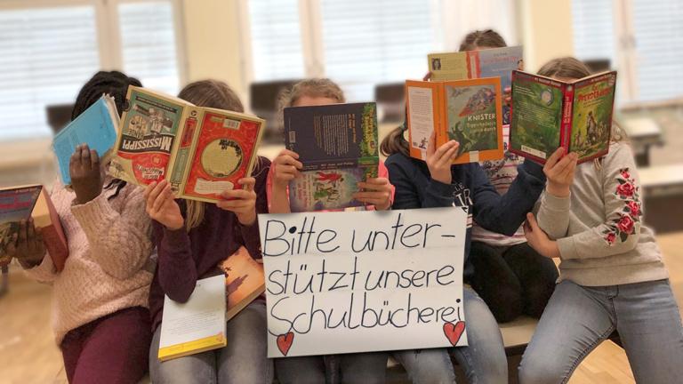 Einrichtung einer Schulbücherei