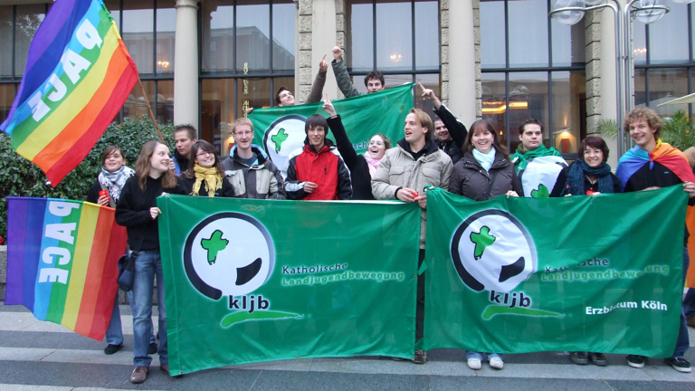 KLJB Köln 1-60-10 - Treffen der Generationen