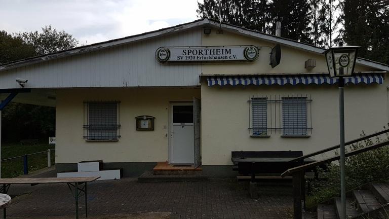 Energetische Sanierung Sportheim und Sportplatz