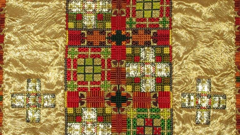 Ella Brösch und die kirchliche Textilkunst