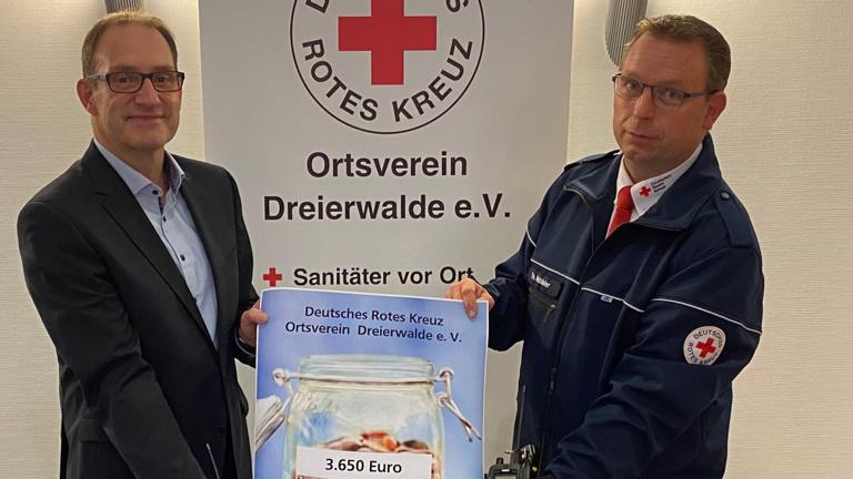 Digitalfunk für die SvO in Dreierwalde