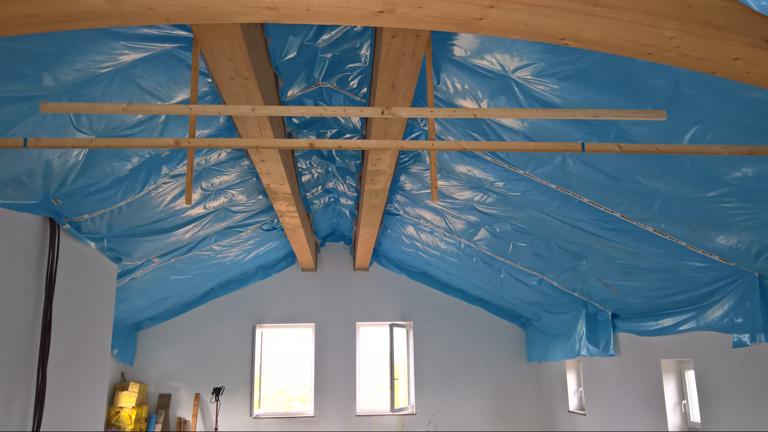 Ausbau Dachgeschoss Feuerwehrhaus für Schießstand