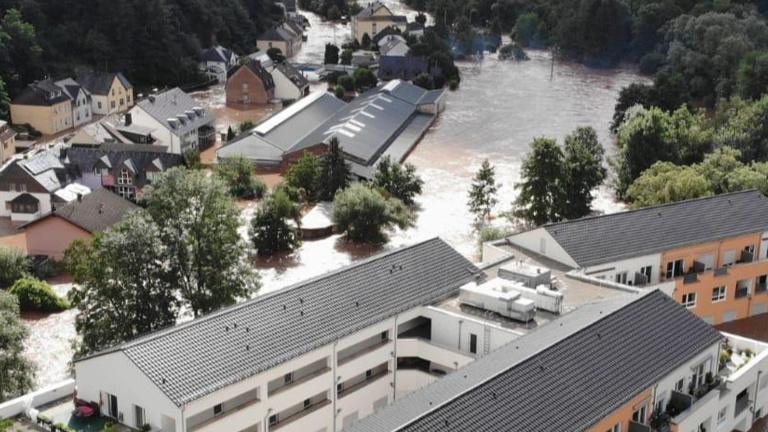 Hilfe für die Hochwasseropfer
