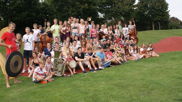 Pauken für das Märkische Jugendsinfonieorchester