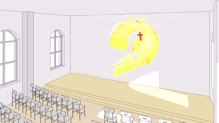 Kunst für die Taborkirche