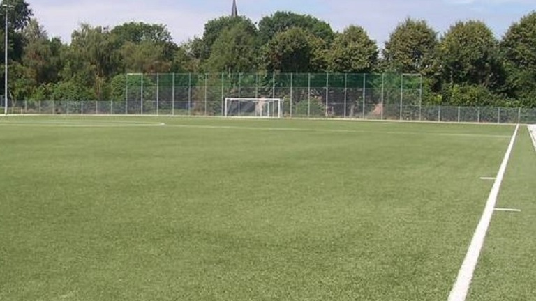 Modernes Trainingsmaterial für die Jugendabteilung des SC Borussia