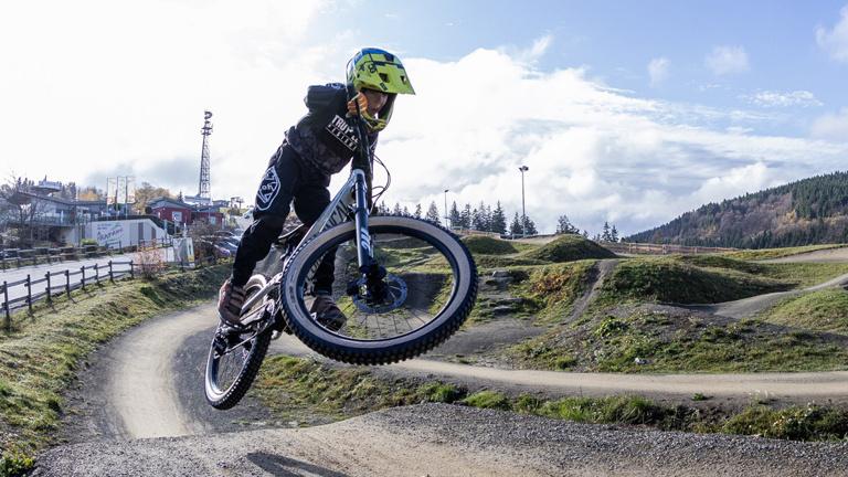 Dirtbike-Strecke / Bikepark Pluwig