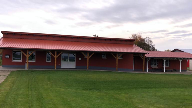 Neue Jugend-Fussballtore SV Gelchsheim